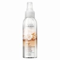 Avon -  Naturals Cosy Vanilla & Sandalwood Perfumespray  100 ml